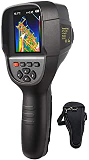 220 x 160 IR Resolution Infrared Thermal Imager, Handheld 35200 Pixels Thermal Imaging Camera,Infrared Thermometer with 3.2