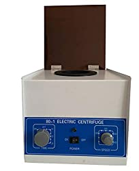 top rated Soiiw Electric Lab Bench Top Centrifuge, Low Speed Centrifuge with Speed Control 4000 rpm, 6 Tubes … 2021