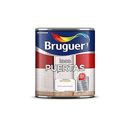 Bruguer 8429656032661 Pintura Laca Puertas, Blanco Roto