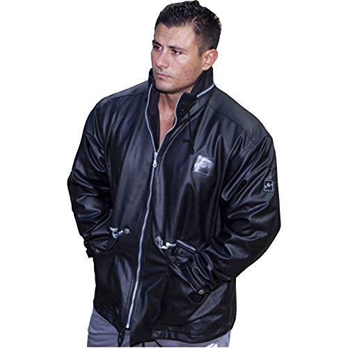 BIG SM EXTREME SPORTSWEAR Herren Jacke Bomberjacke Sweatshirt Jacke Blouson 4044 XL