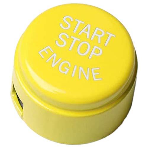 Timagebreze Cubierta de BotóN del Interruptor de Encendido y Apagado del Motor para X1 X3 X4 X5 X6 1 3 4 5 Series-F/G Chasis Sin Apagado AutomáTico