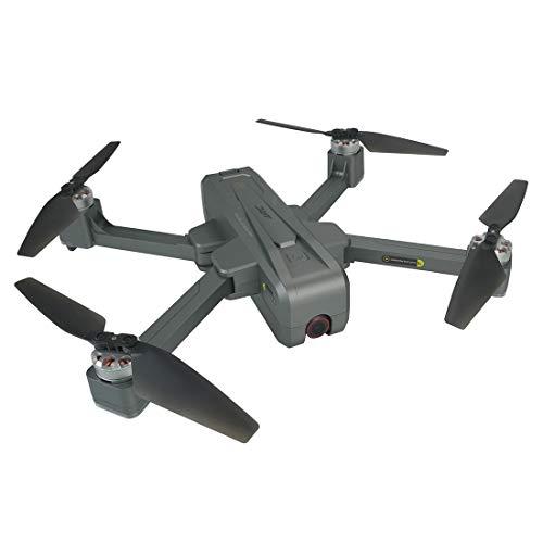 LTGO JJRC X11P - Drone fotografico pieghevole con fotocamera 4K, 5G, WiFi GPS, drone senza spazzole, 20 minuti di volo RC Quadcopter giocattolo per bambini o adulti