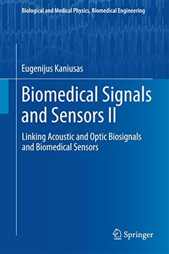 Biomedical Signals and Sensors II: Linking Acoustic and Optic Biosignals and Biomedical Sensors (Biological and Medical Physics, Biomedical Engineering) (English Edition)