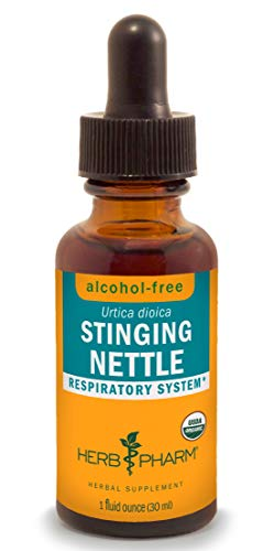 Herb Pharm Certified Organic Stinging Nettle Blend Liquid Extract, Alcohol-Free Glycerite, 1 Ounce