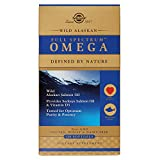 Solgar Full Spectrum Omega de Salmón Salvaje de Alaska Cápsulas...