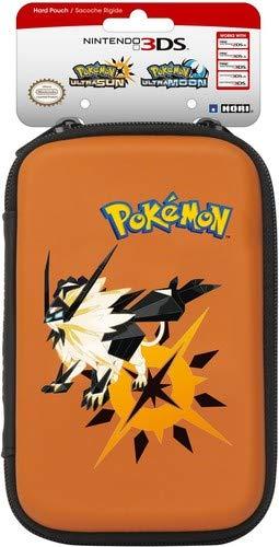 Hori Custodia Rigida Pokémon UltraSole e UltraLuna per Nintendo 3DS/3DS XL/2DS XL