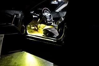2004-2014 Mazda 3 Sedan RGB Footwell LED Kit