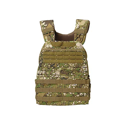 5.11 Tactical GEO7 TacTec Plate Carrier Night, Night