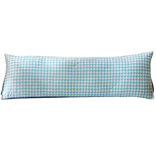 Almohada de cuña de Cama cojín Triangular de 33-77 Pulgadas Almohada de Lectura con Funda extraíble sofá, Dormitorio, tapete de Tatami Disponible