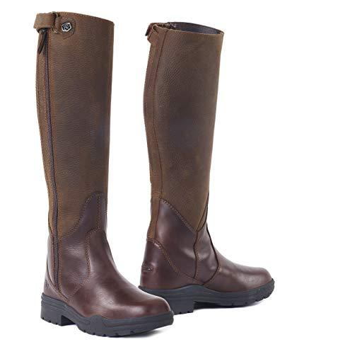 Ovation Moorland II Highrider Boot 10 Brown