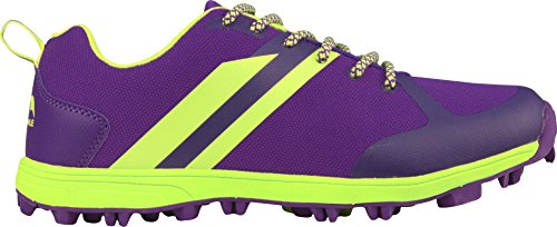 More Mile Cheviot Pace Womens Trail Running Shoes Off-Road All Terrain Fell Racing (Purple,...