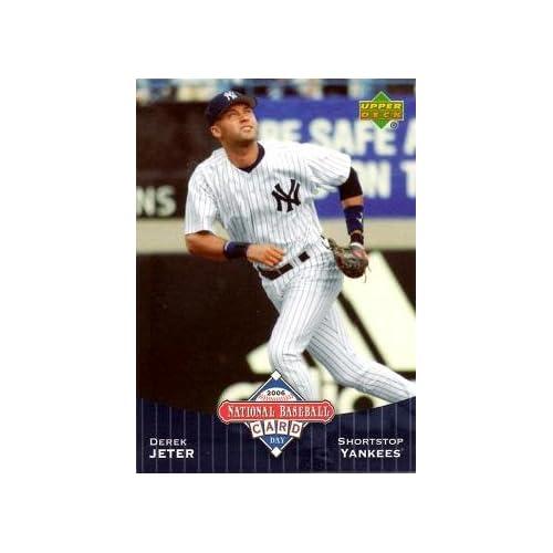 Upper Deck Derek Jeter Rookie Card Amazoncom