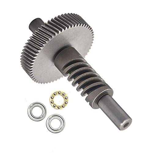 Karbay Gear for Whirlpool WP9709231, 9709231 9706770 Replacement Gear Parts with 9703445 Mixer Worm Gear Thrust Bearing