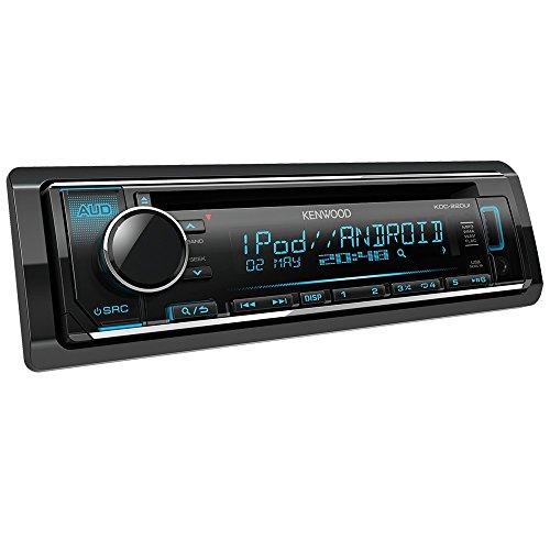 Kenwood kdc-220ui Autoradio CD/USB, Noir