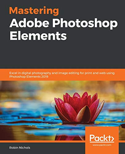Mastering Adobe Photoshop Elements Front Cover