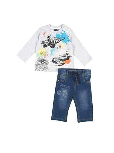 Losan - Ensemble - Bébé (garçon) 0 à 24 mois gris Stampa fant. grigio 80 cm