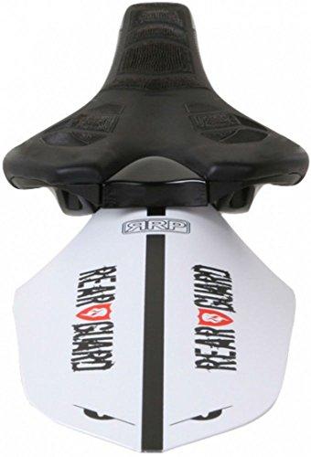 Garde-boue de vélo du pare-chocs Blanc blanc taille unique