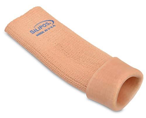 Silipos 10845 Gel Tubing Ankle Sleeve, 3 Inch x 10 Inch (1/Bag)