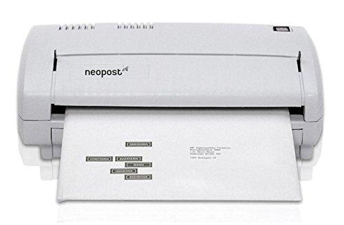 Neopost Brieföffner Sesam S ✓ elektronischer Brieföffner, Heftklammern sicher, automatische Zuführung ✓ Umschlagformate: C6, DIN-Lang, Kompakt, C5, C4, B6 und B5, Experte für Postbearbeitung Brieföffner Sesam S