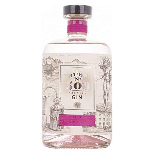Buss N°509 PINK GRAPEFRUIT Belgium Flavor Gin Author Collection 2015 40,00% 0,70 Liter