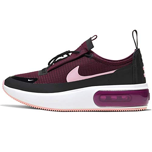 Nike Mujeres Air Max Dia Invierno Mujeres Bq9665-604, (Granate nocturno/Coral-negro blanqueado), 38 EU