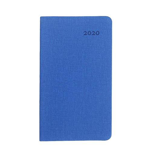 Renoble 2020 Taschenkalender tragbare A6 monatlich-Schedule Planer 6,7