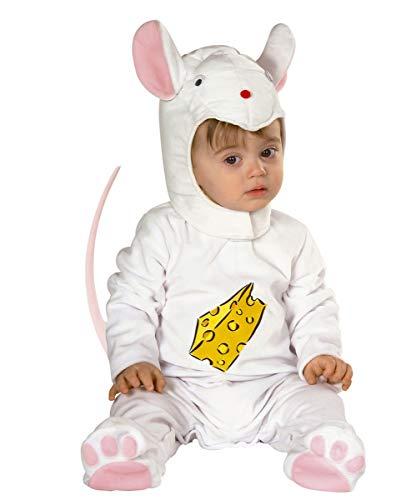 Horror-Shop Petit costume de bébé de souris