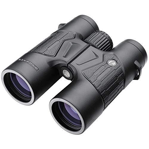 Leupold BX-T 10x42mm Mil-L Reticle Binocular, Black