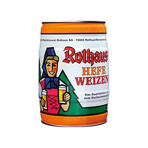 Rothaus Hefeweizen 5 L Partydose 5,4% vol
