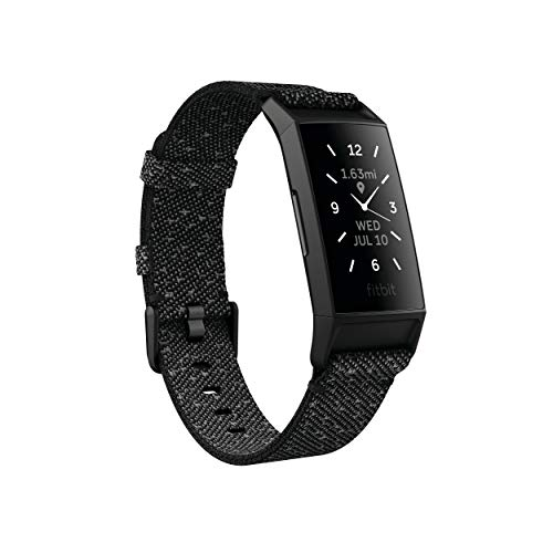 Fitbit Charge4 Fitness-Tracker Schwarz