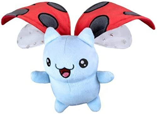 Bravest Warriors Catbug 6  Plush by A Crowded Coop
