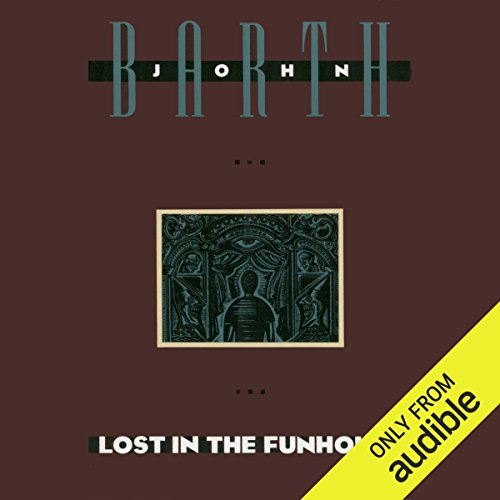 Lost in the Funhouse cover art