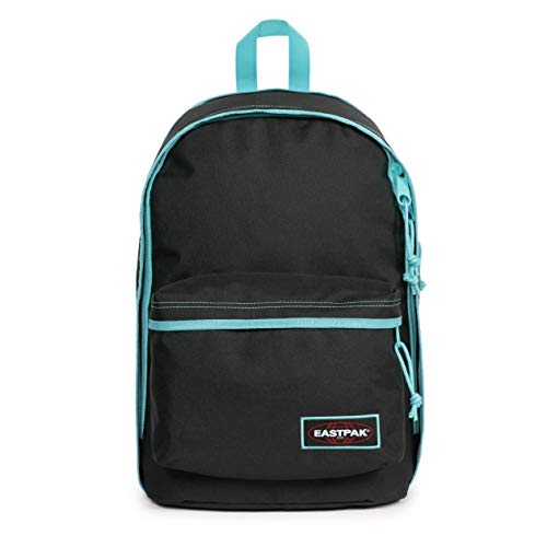 Eastpak Back To Work Backpack, 43 cm, 27 L, Kontrast Water (Black)