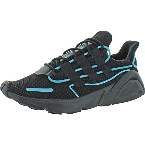 adidas Originals Mens LXCON Knit Low Top Running Shoes Black 11.5 Medium (D)