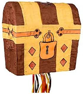 Best treasure chest pinata pull string Reviews