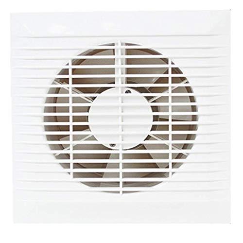 Extractor baño, cocina Extractor de ventilación de bajo ruido de escape extractor de humos del hogar aficionados 4 pulgadas pared de la ventana Tipo de ventilador for la ventilación del ventilador