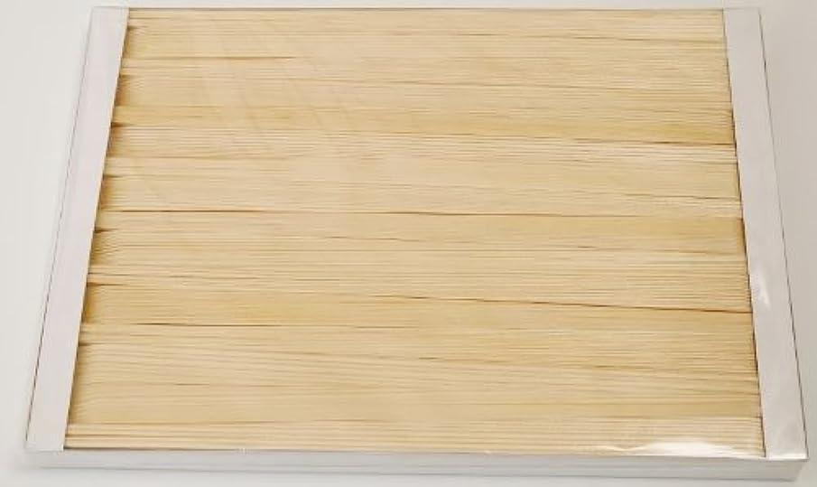 質量パラメータ部門吉野杉柾天削割り箸24cm 96膳セット