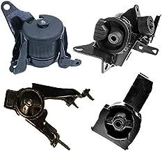 K0734 Fits 2005-2010 Scion TC 2.4L AUTO Motor & Trans Mount Set 4PCS : A62033, A62037HY, A72010, A72012