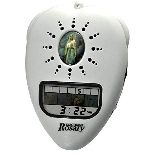 Rosario Electrónico Digital Voice Talking (E-Rosary)