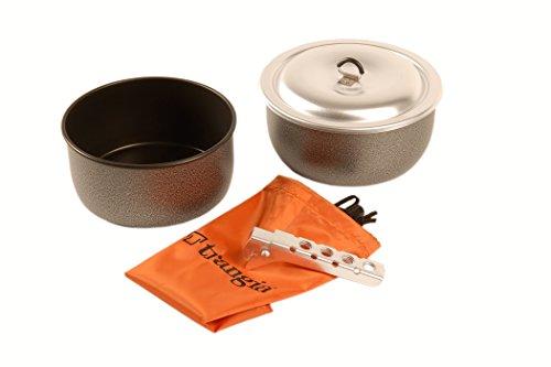 Trangia Tundra Set de cuisson anti-adhésif 2 pièces