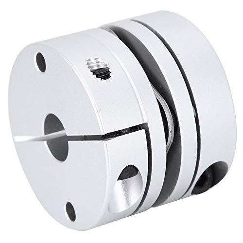 Conector de acoplamiento flexible Adaptador de acoplamiento del eje Conector de bobinado para sistema de transmisión de energía GS ‑ 56x45‑14x14