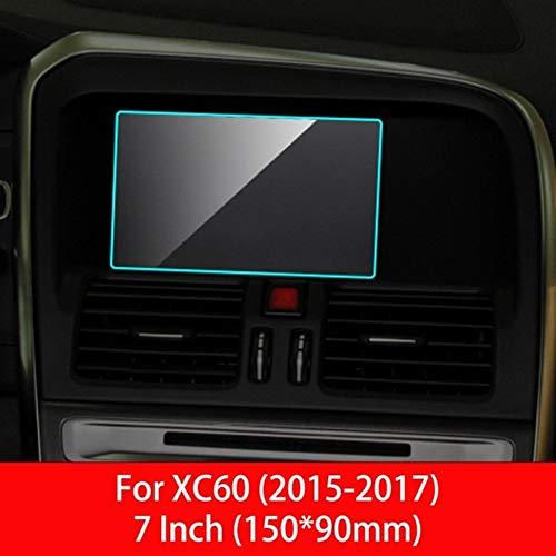 ROYAL STAR TY Láminas Protectoras Navegación GPS de Coche Protector de Pantalla for Volvo XC40 XC90 S60 S90 S80 XC60 V40 V70 V60 Interior de la película Protectora Accesorios for automóviles
