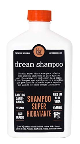 Shampoo Dream Cream 250 ml, Lola Cosmetics