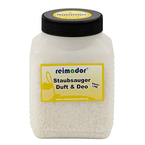 reimador Staubsaugerduft Summer 500 ml Sparpack Geruchskiller und Einer fruchtigen Duftnote nach Sommeraromen