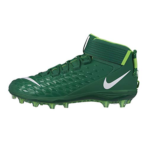 Nike Force Savage Pro 2 American Football Rasenschuhe - grün Gr. 12 US