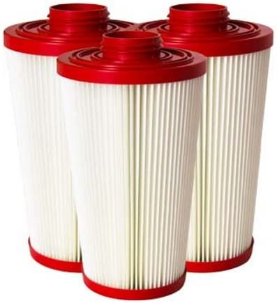 Genuine Free Shipping Set of 3 Filters for 1050 Discount mail order CDCLarue 1250 Accessories Vacuums 1150