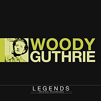 Legends - Woody Guthrie