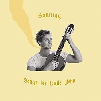 Songs for Little John