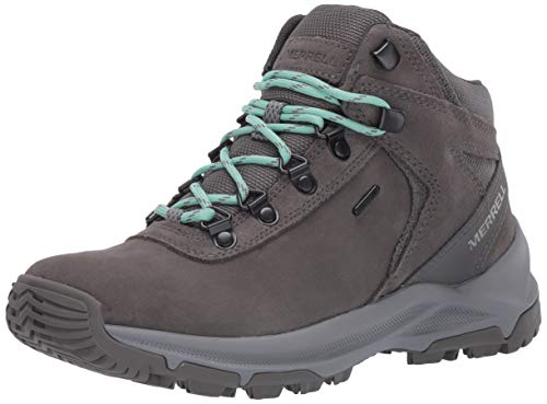 Merrell womens J034250 Hiking Boot, Charcoal, 8 US
