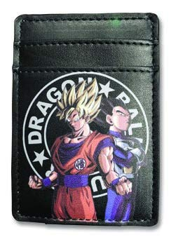 Dragon Ball Super- Goku & Vegeta Card Holder